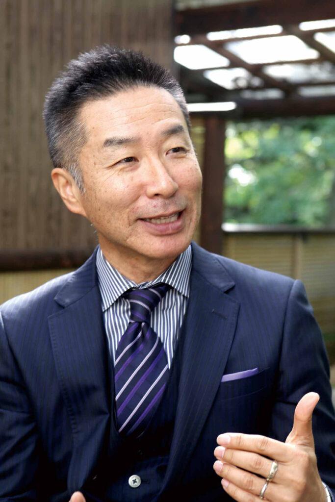石川峰生氏写真