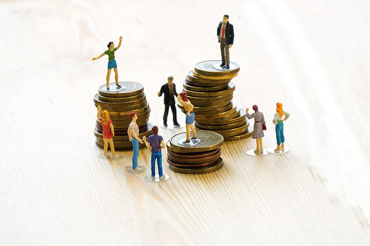 お金と人間