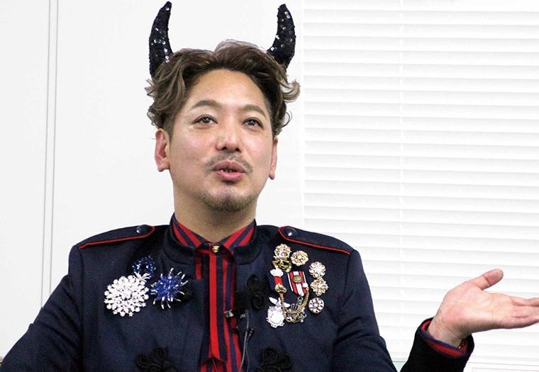 樋口賢介氏