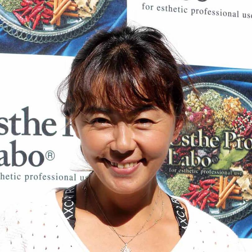 田中律子 顔写真