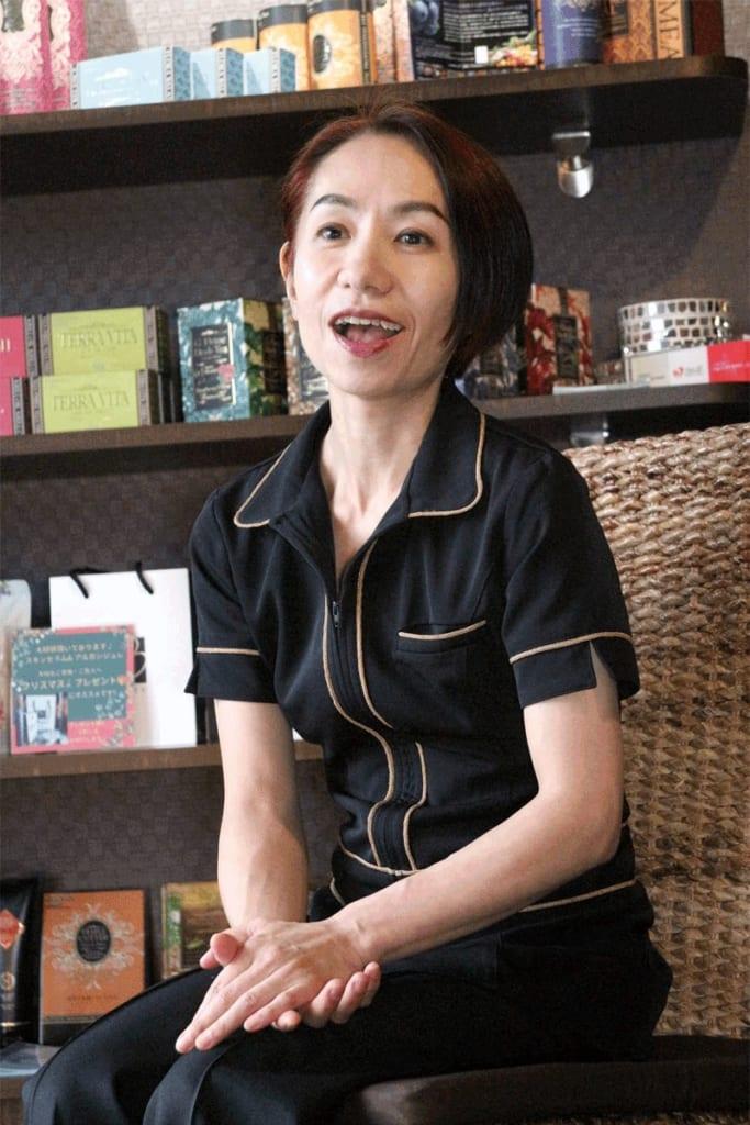小倉侑子さんの写真