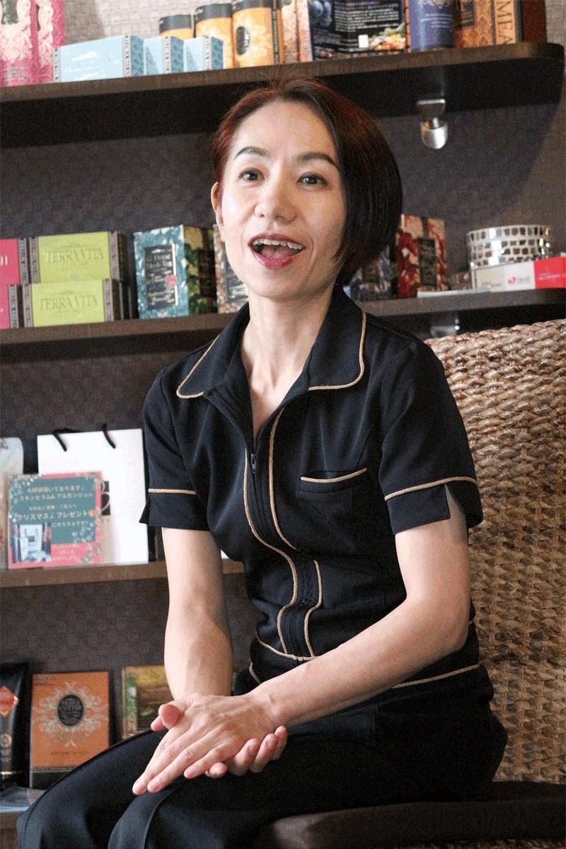 小倉代表の写真