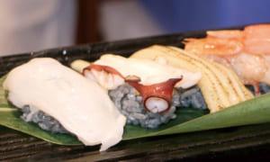 発見!!罪悪感ゼロの内面美容寿司!