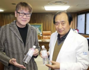 佐々木会長と小田先生
