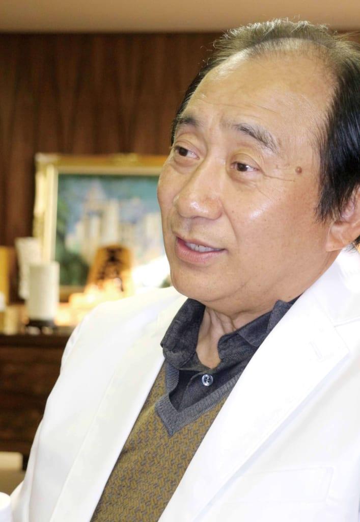 小田治範 医師の写真