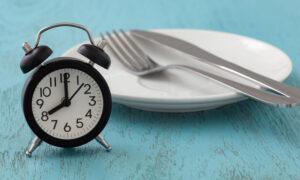 目覚まし時計 皿